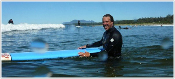 Sean Jensen - instructor and owner
